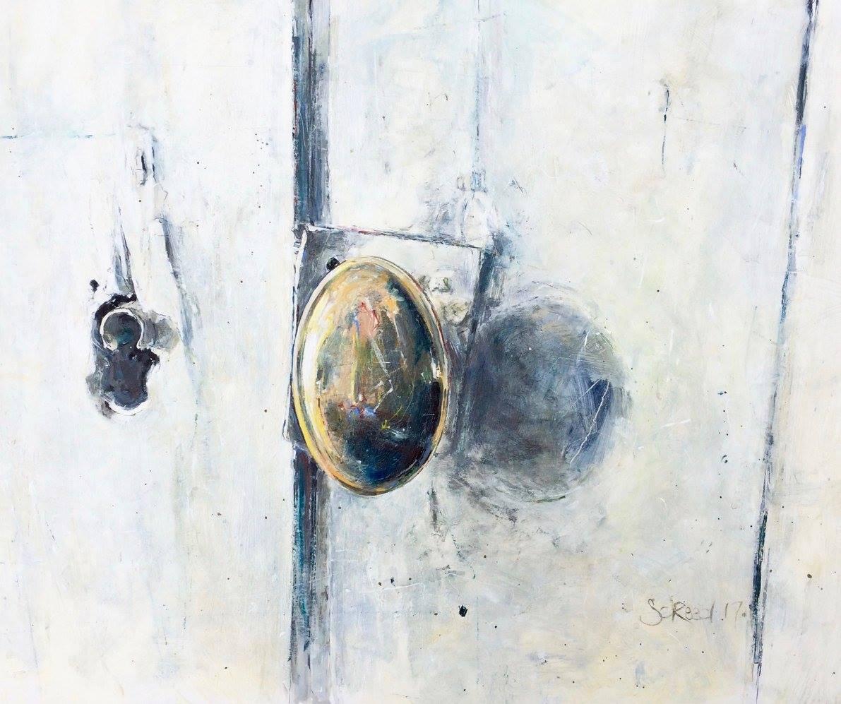 A very little key will open a very heavy door