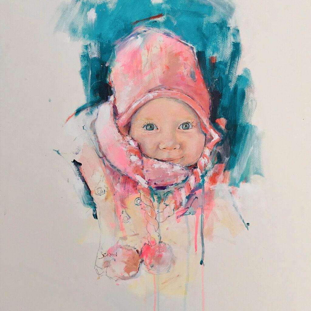 Eva - Winter Study